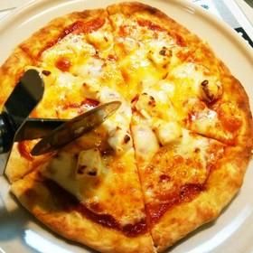 簡単!魚焼きグリルでクリスピーピザ