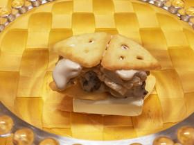 生チーズのチーザでおつまみデザートアイス