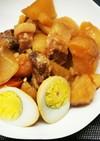炊飯器で豚肉と野菜の角煮