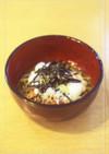 簡単♡夏のさっぱりネバトロ蕎麦
