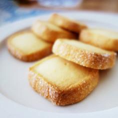 FPで簡単◎爽やかレモンクッキー♪