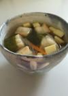 茶碗蒸し風☆卵豆腐でお吸い物☆