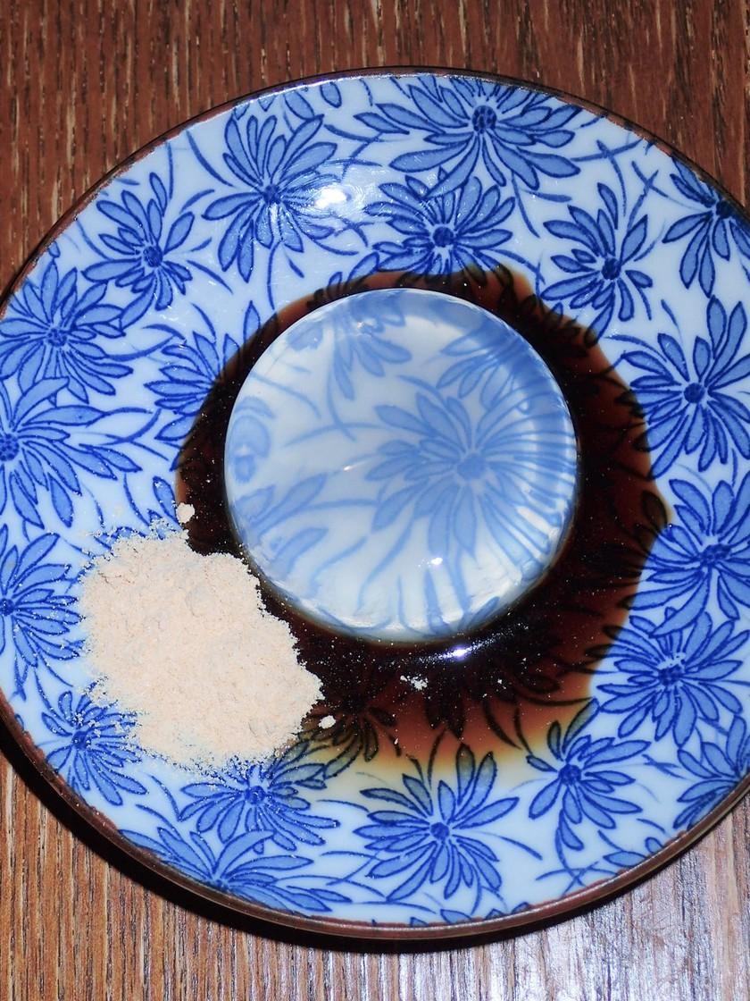 「水信玄餅」再現レシピ 粉寒天を使って