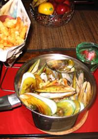 ベルギー料理Vol.2ムール貝のワイン蒸