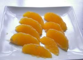 オレンジ(柑橘類)の剥き方