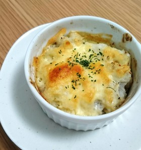 簡単とろとろ☆里芋のチーズ焼き