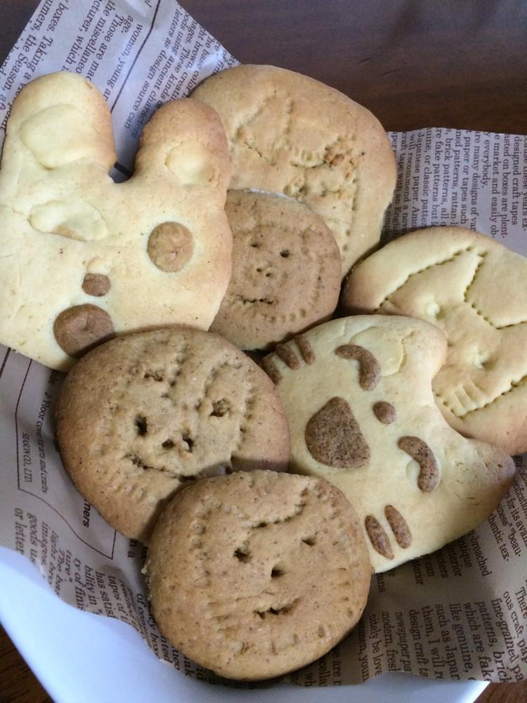 ノンタンのクッキー
