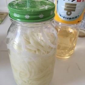 1番簡単!酢玉ねぎの作り方