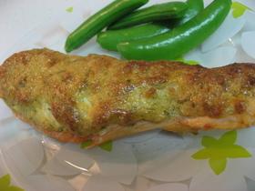 超簡単♡鮭のオーブン焼き
