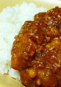 【SB赤缶】根菜カレー【トマト缶】