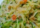ダイエット*作り置き*しらたきのサラダ