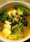 ロメインレタスのダイエットスープ