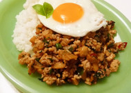 タイのバジルご飯☆ガッパオ