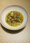 ☆離乳食☆中期~鶏レバーと野菜のスープ