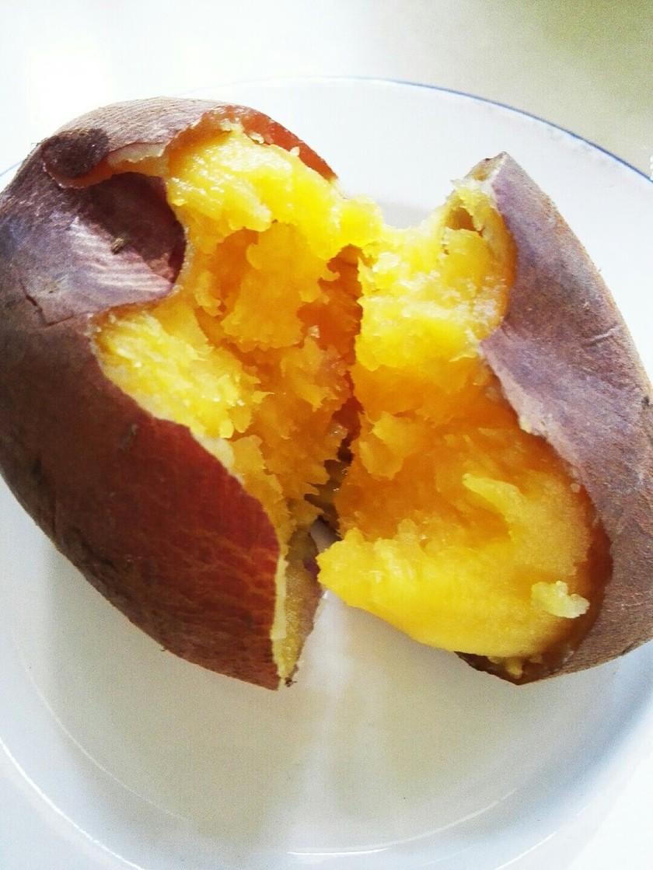 炊飯器でつくる焼き芋