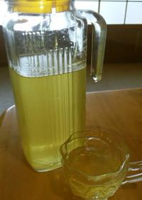 玄米茶+レモングラスでお洒落ドリンク♪