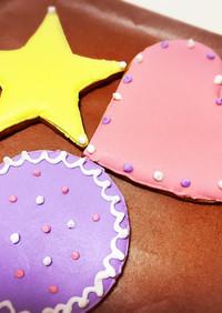プレゼントにかわいい♡アイシングクッキー
