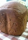 【HBで】ココアと黒糖の真っ黒!悪魔パン