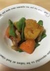 根菜類のつやつや煮