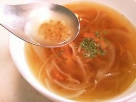 ☆ローストキヌアdeコンソメスープ