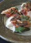夏本番☆さっぱり梅肉とシソの蒸し鶏