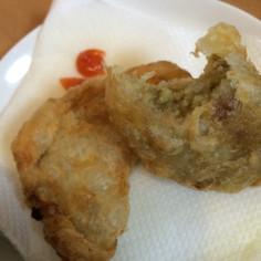 タイの家庭の味 カレーパフ