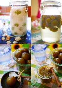 簡単☆梅シロップの作り方☆普通のお砂糖で