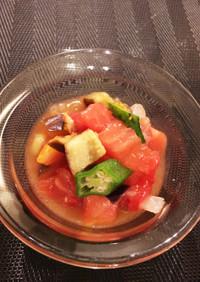 常備菜♡基本の夏野菜のマリネ