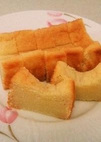 プレーンヨーグルトパウンドケーキ卵なし