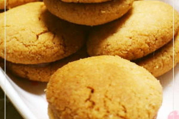 クッキー キャラメル サンド