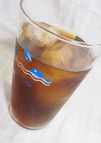 息子宛⑬「簡単・ぶち濃い麦茶」