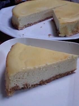 おからベイクドチーズケーキ