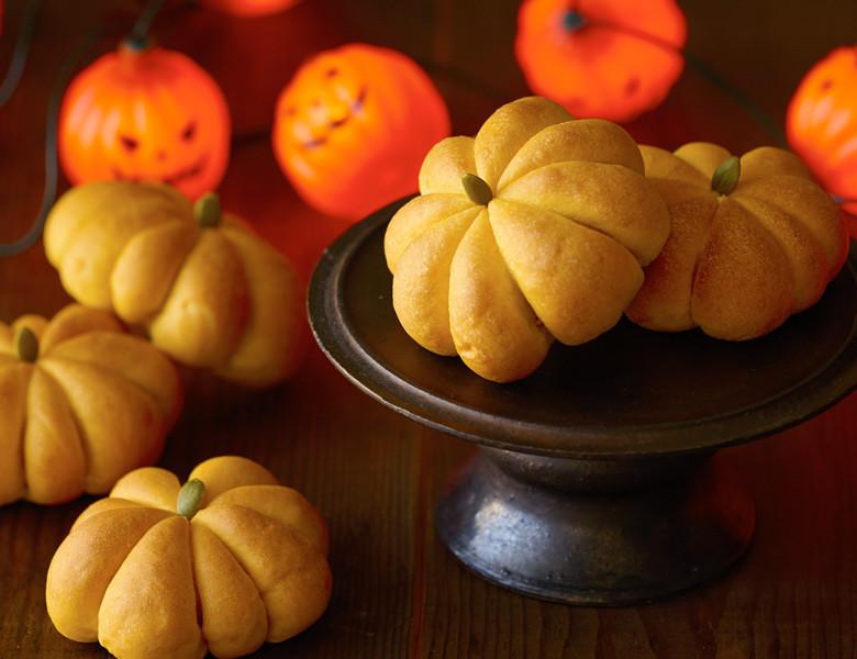 かぼちゃのちぎりぱん