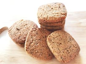 さくほろ ⌘ きな粉クッキー ⌘