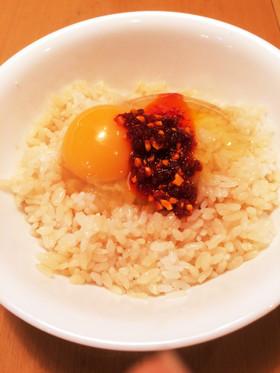 簡単アレンジ卵かけご飯!