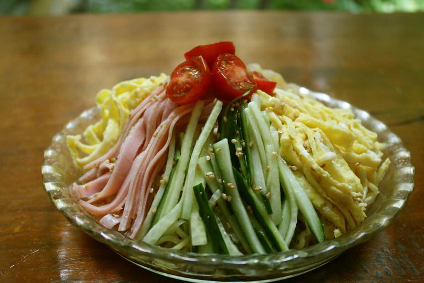 簡単美味しい冷やし中華 タレのレシピも