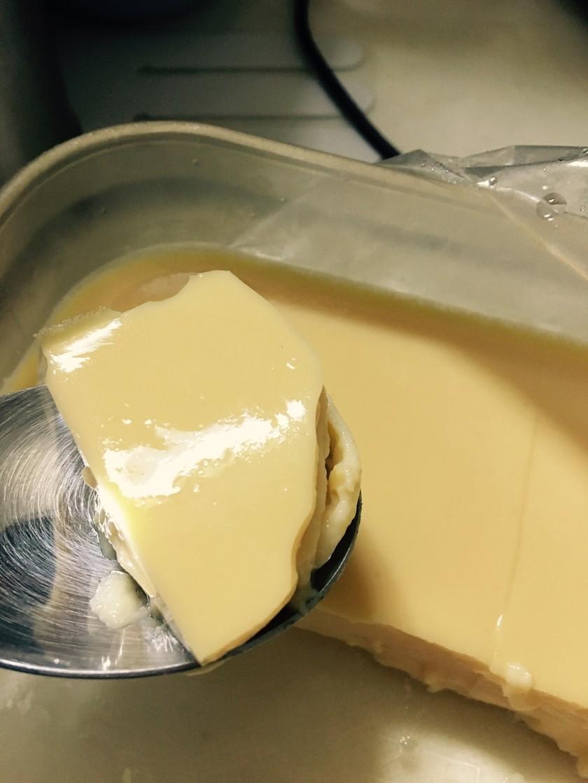◆糖質制限◆ なめらか豆乳プリン
