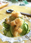 マカ&酢生姜入り酢味噌✿サッパリ胡瓜もみ