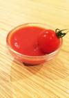 離乳食☆子供のおやつ☆トマトゼリー