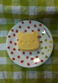 卵黄バニラプリン