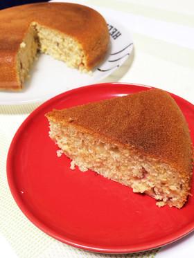 炊飯器で★さくらんぼケーキ