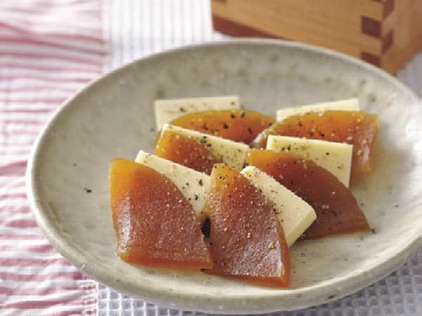 奈良漬けチーズ