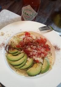 メキシカンスパゲティ
