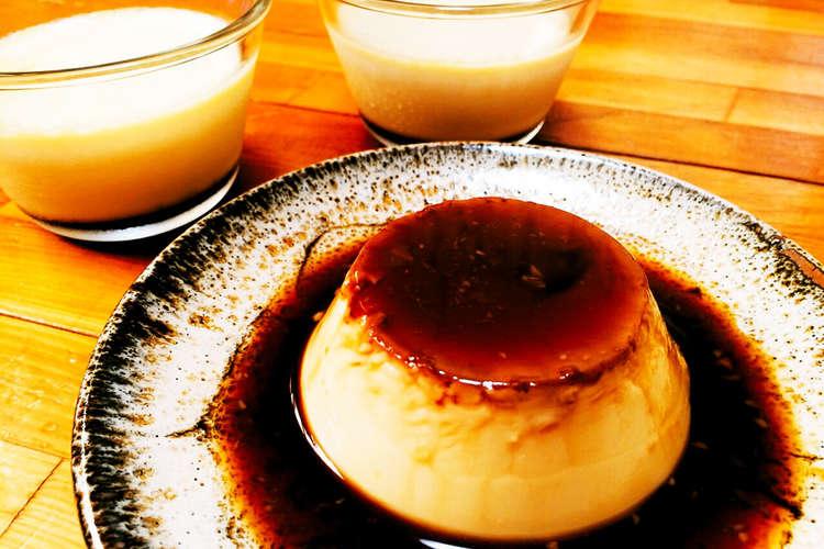 ほろにがコーヒーカラメルプリン レシピ・作り方 by 3UK 【クックパッド】 簡単おいしいみんなのレシピが352万品