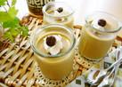 ココナッツミルクでカフェオレプリン