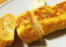 綺麗に巻ける甘辛味の卵焼き!簡単!