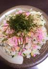 簡単すぎる♪洋風サラダちらし寿司