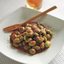 枝豆バターマサラ