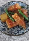 中華鍋でも柔らかい 豚バラと大根の照り煮