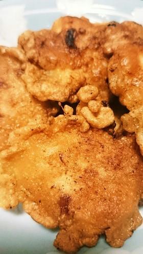 簡単やわらかい鶏胸肉とり天♪常備菜おかず